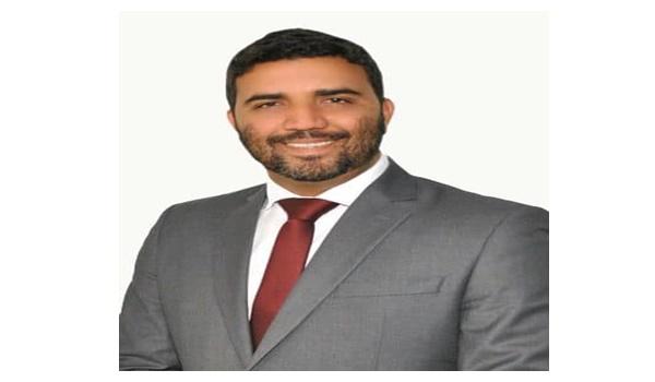 Bodinho Neto é eleito o novo Presidente da Câmara de Vereadores de Itaberaba.