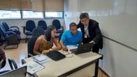 Servidores da Câmara Municipal de Itaberaba - BA, recebem treinamento para uso do Portal Modelo e do SAPL