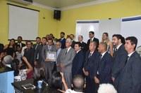 Sessão solene de aniversário de Itaberaba