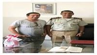 Vereador Luciano Santana se reúne com Comandante do CPR Chapada para discutir melhorias relacionados à segurança pública de Itaberaba.